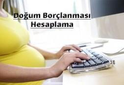 Doğum Borçlanması Hesaplama