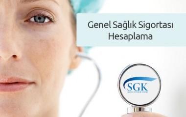 Genel Sağlık Sigortası Hesaplama