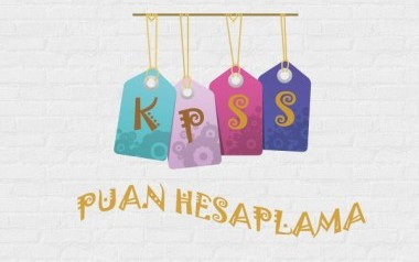 KPSS Puan Hesaplama