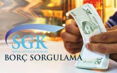 SGK Borç Sorgulama