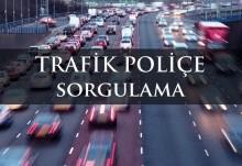 Trafik Poliçe Sorgulama