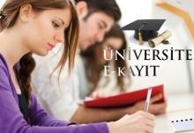 Üniversite E-Kayıt